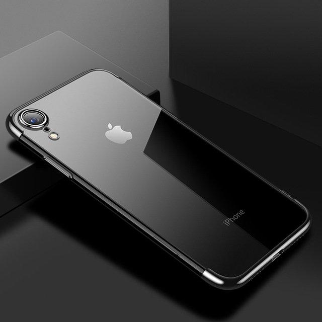 Tenký silikónový kryt pre iPhone XR. Zaujme vás svojim vzhľadom 4c275cd6b17
