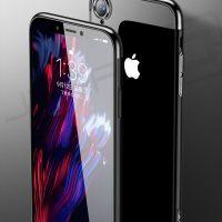 Tenký silikónový kryt pre iPhone XR. Zaujme vás svojim štýlovým vzhľadom a vysokou ochrannou. Kryt poskytuje príjemný pocit na dotyk (6)