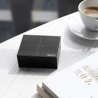 Baseus mini bluetooth reproduktor v čiernej farbe-