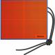 Baseus mini bluetooth reproduktor v oranžovej farbe-