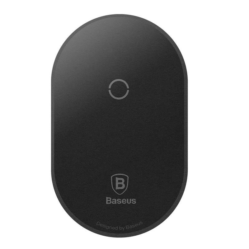 Bezdrôtový prijímač pre iPhone na možnosť bezdrôtového nabíjania, čierny (Lightning),