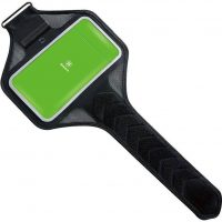 Púzdro na behanie pre mobilné telefóny do 5.0 palcov, zelená farba-