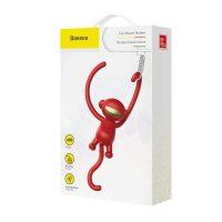Osviežovač vzduchu Baseus Monkey Car Fresh, červená farba