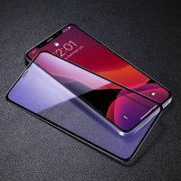 Tvrdené 3D ochranné sklo pre iPhone 11 Pro, Anti-blue – šetrí zrak, balenie 2ks.
