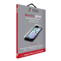 ZAGG invisibleSHIELD Glass pre Apple iPhone 5/5s/SE