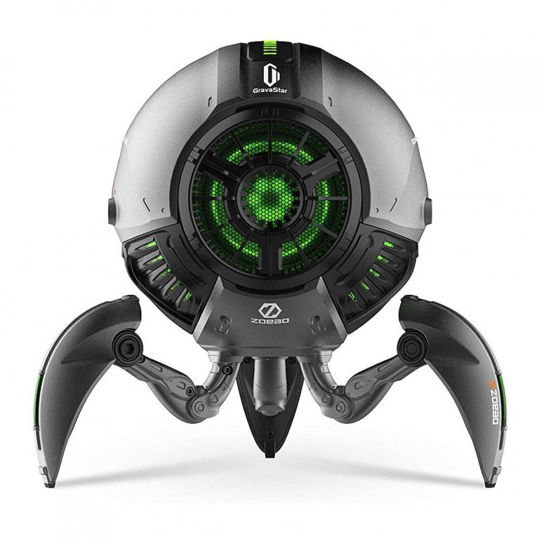 Bluetooth reproduktor Gravastar G1 Mars 20W Gray