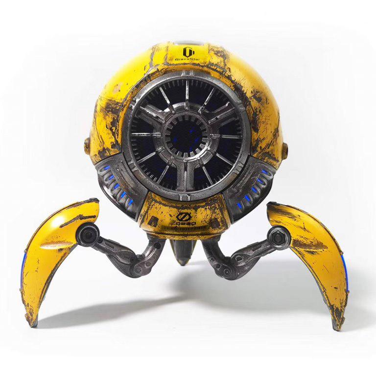 Bluetooth reproduktor Gravastar G1 Mars 20W Yellow