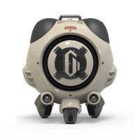 Bluetooth reproduktor Gravastar G2 Venus 10W Dawn White.