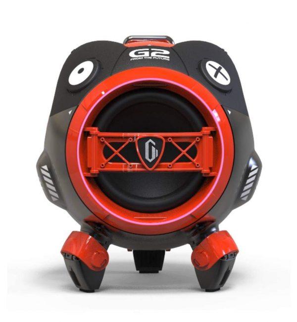 Bluetooth reproduktor Gravastar G2 Venus 10W Flare Red
