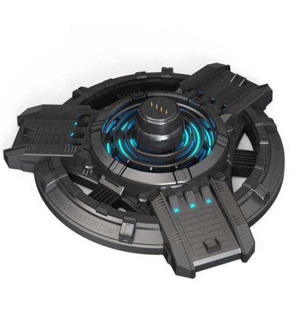 Nabíjacia základňa pre Bluetooth reproduktor Gravastar G1 Mars