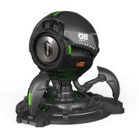 Nabíjacia základňa pre Bluetooth reproduktor Gravastar G1 Mars poskytuje centrálnu nabíjaciu stanicu pre všetky bluetooth reproduktory Gravastar Mars