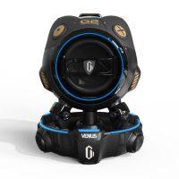 Nabíjacia základňa pre Bluetooth reproduktor Gravastar G2 Venus.