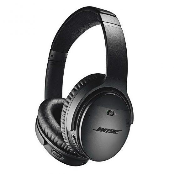 Bezdrôtové slúchadlá Bose QuietComfort 35 II čierne