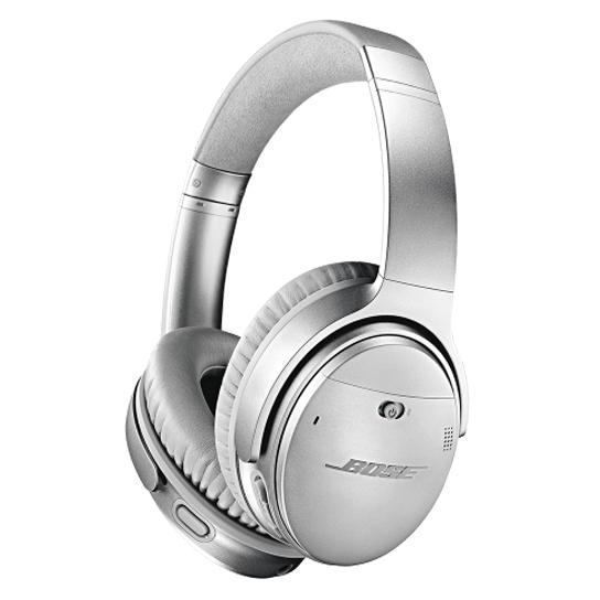 Bezdrôtové slúchadlá Bose QuietComfort 35 II silver