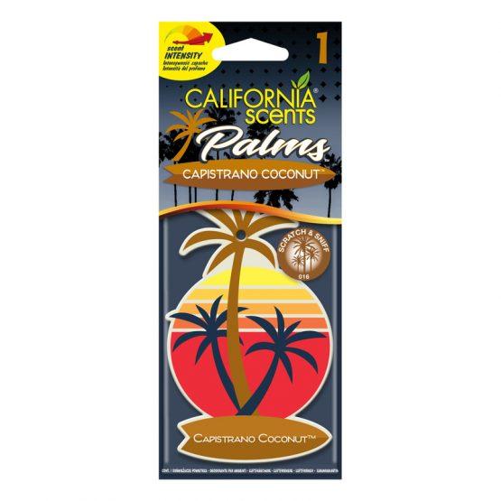 Osviežovač vzduchu do auta California Scents CS Capi Coconut