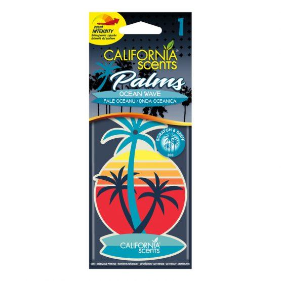 Osviežovač vzduchu do auta California Scents CS OceanWave