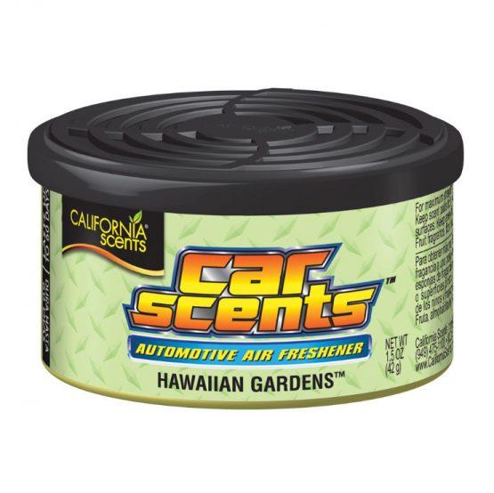 Vôňa do auta California Scents Hawaiian Gardens